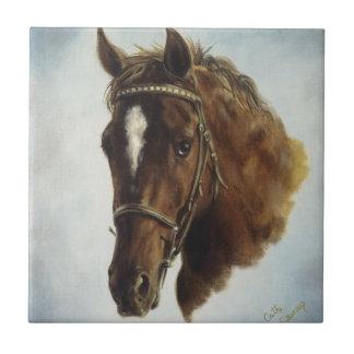 Performance Horse Tile