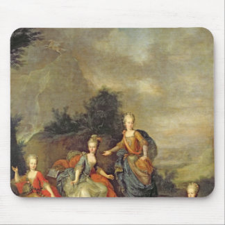 Performance of the opera by Gluck Mouse Pad