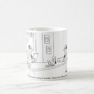 Performance Rating Coffee Mug