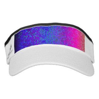 Performance Visor Glitter Star Dust
