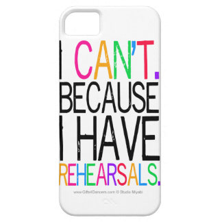 Performing Arts Humor iPhone4 Case