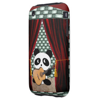 Performing Panda Tough iPhone 3 Case