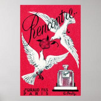 Perfume 1920 de Rencontre Poster