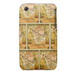 Perfume 1920 del DES Fleurs de Principe iPhone 3 Case-Mate Coberturas