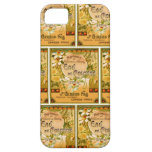 Perfume 1920 del DES Fleurs de Principe iPhone 5 Cárcasa