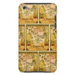 Perfume 1920 del DES Fleurs de Principe iPod Touch Case-Mate Fundas