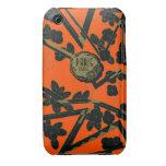 Perfume 1925 de París Francia del art déco Case-Mate iPhone 3 Protectores