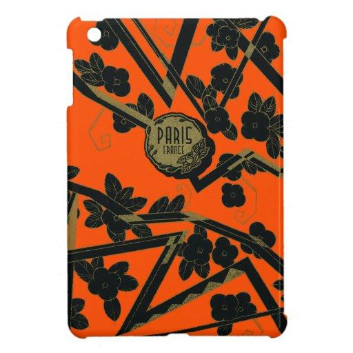 Perfume 1925 de París Francia del art déco iPad Mini Carcasas