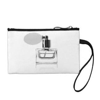 Perfume Bottle design on Coin purse