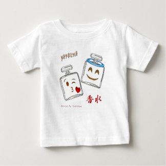 Perfume Bottle Emoji Baby T-Shirt