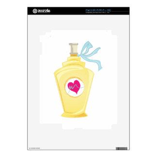 Perfume Bottle iPad 2 Decal