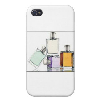 Perfume Cover For iPhone 4
