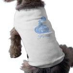 Perfume fresco camiseta de perro