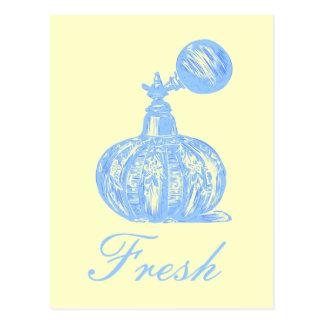 Perfume fresco postal