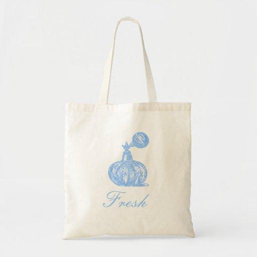 Perfume Fresh Canvas Bags