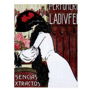 Perfumeria Ladivfer Postcard