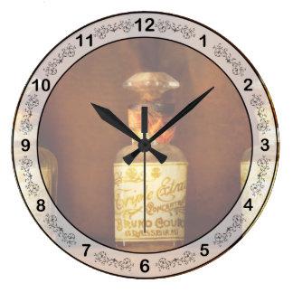 Perfumería - perfume reloj de pared