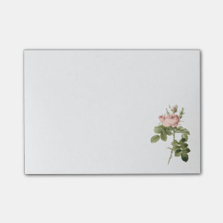 perfumer's rose by Redouté Post-it® Notes