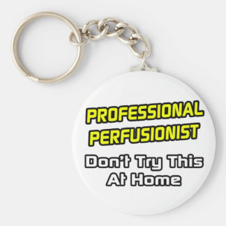 Perfusionist profesional Chiste Llaveros