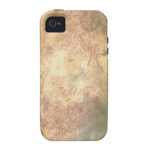 Pergamino quemado iPhone 4 fundas