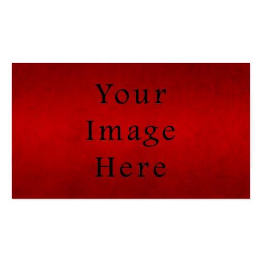 Pergamino rojo de la pendiente del navidad del día tarjeta de visita