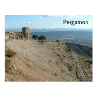 Pergamon Postcards