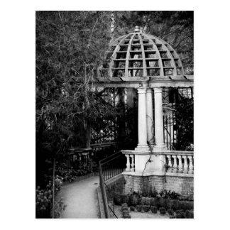Pergola dome postcard