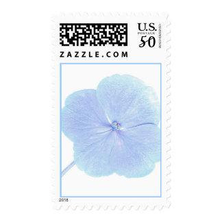 Peri Blue Wildflower 2 Postage