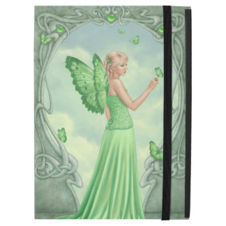 Peridot Birthstone Fairy iPad Pro Case