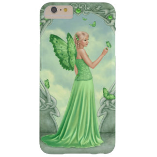 Peridot Birthstone Fairy iPhone 6 Plus Case