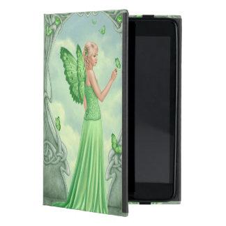 Peridot Birthstone Fairy Powis iCase iPad MiniCase iPad Mini Cases