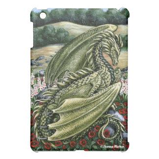 Peridot Dragon iPad Case