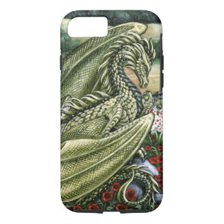 Peridot Dragon iPhone 7 Case