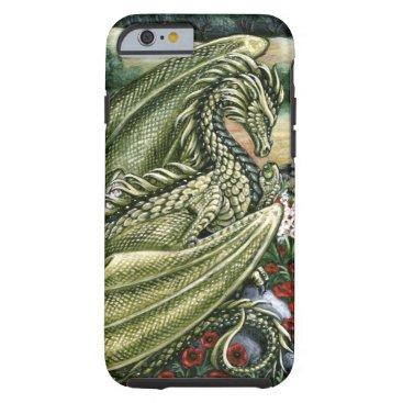 birthday Peridot Dragon Tough iPhone 6 Case