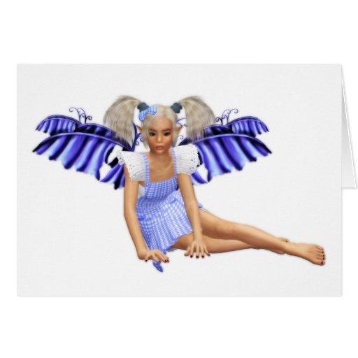 Peridot Fairy Cards