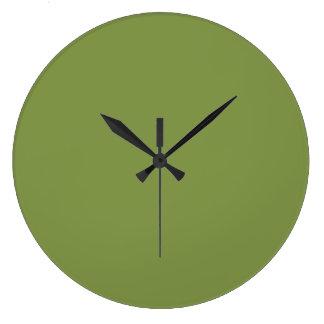 Peridot Large Clock