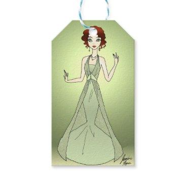 jasmineflynn Peridot Princess Gift Tags