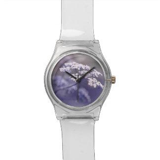 Perifollo salvaje precioso reloj