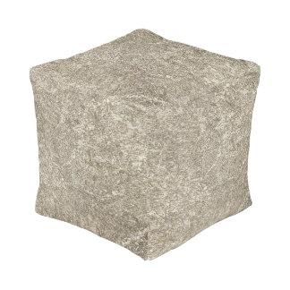 Perigueux Cube Pouf
