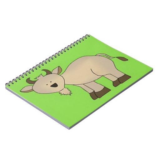 Perilla de los PaLs de la yarda de granero Cuadernos