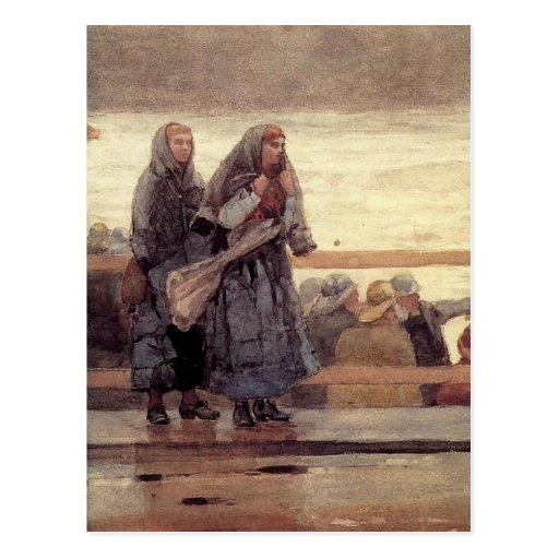 'Perils of the Sea' Postcards