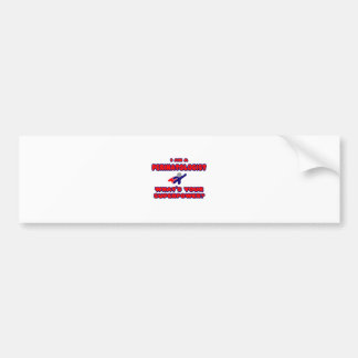 Perinatologist .. What's Your Superpower? Car Bumper Sticker