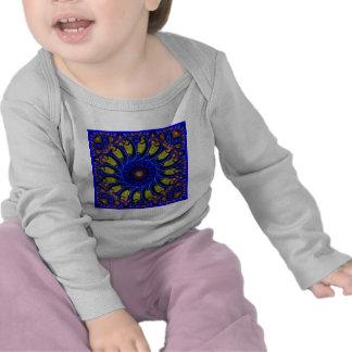 Perinola azul camiseta
