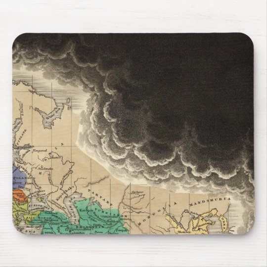 Period of The First Crusade 1100 AD Mouse Pad