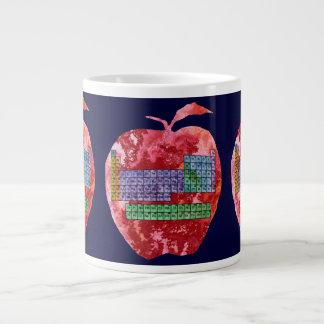Periodic Apple Giant Coffee Mug