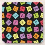 Periodic Elements Drink Coaster