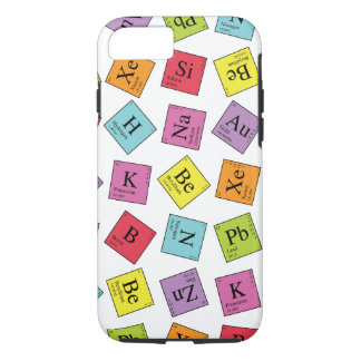 Periodic Elements iPhone 7 Case