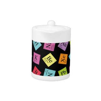 Periodic Elements Teapot