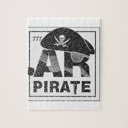 periodic pirate jigsaw puzzles