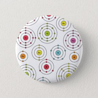 Periodic Shells Pinback Button